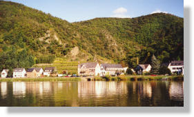 Brodenbach Mosel